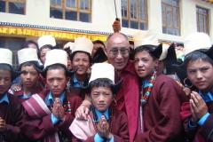 Besuch des Dalai Lama 2010