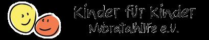 Logo KInder für Kinder Nubratalhilfe - gross