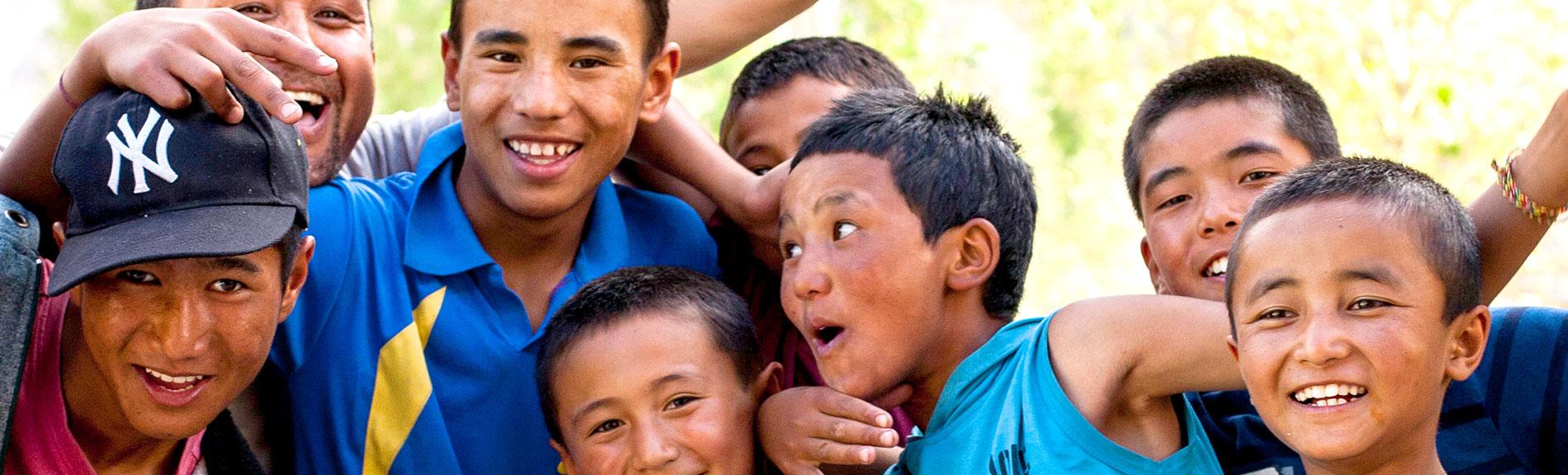 slide1_Bildung für die Kinder im Nubratal