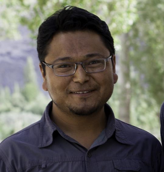 Tsering Angchuck