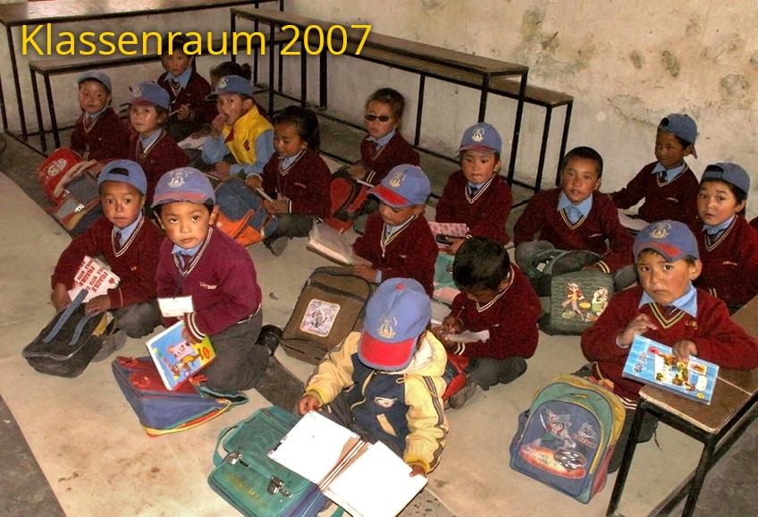 bericht-13-2 Klassenraum 2007