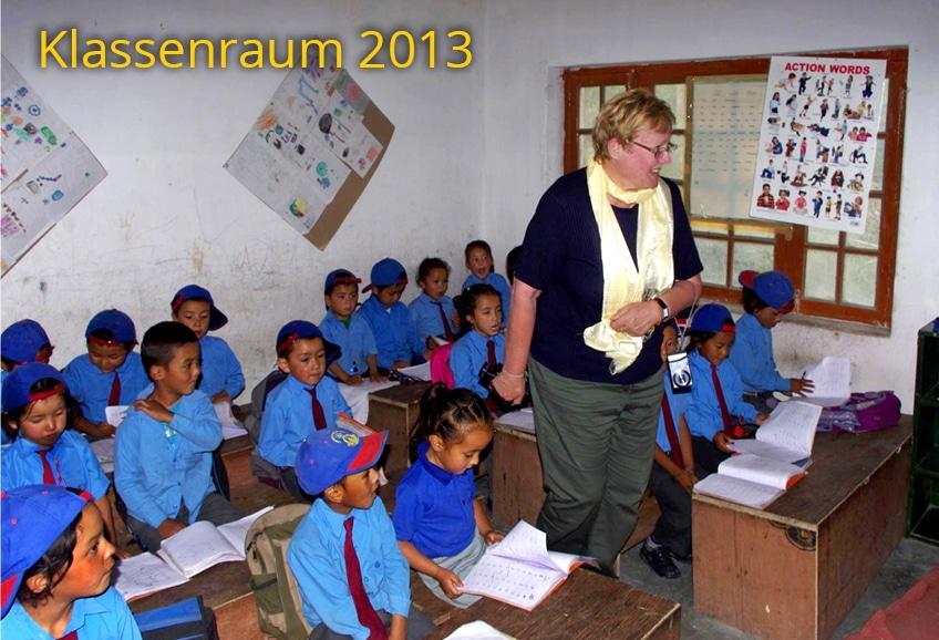 bericht-13-3 Bessere Ausstattung - Klassenraum 2013