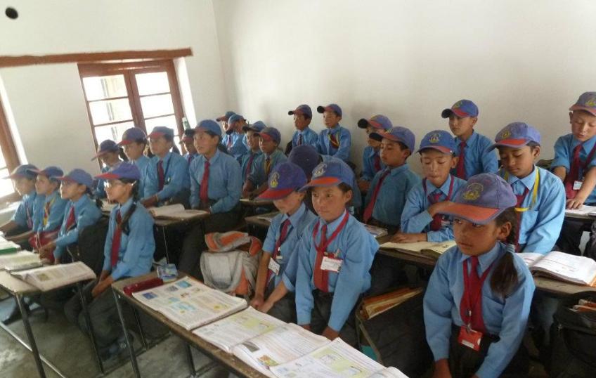 chronik20 - neue Klassenräume