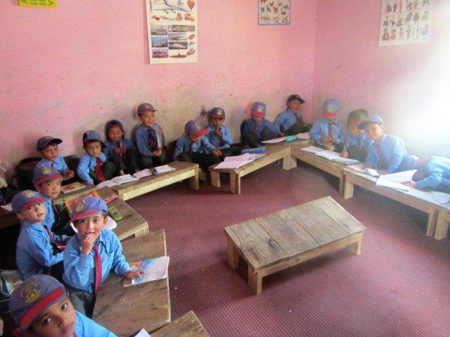 Im Klassenzimmer 2016